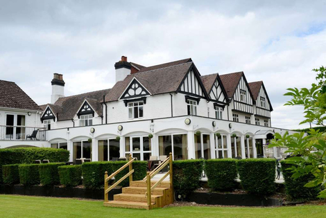 £99 (at Buckatree Hall Hotel) for a two-night Shropshire stay for two with dinner, glass of wine or beer and breakfast