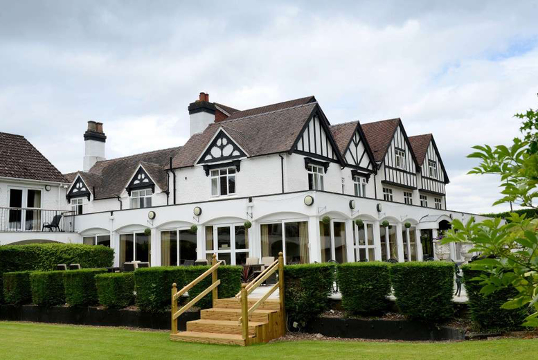 £99 (at Buckatree Hall Hotel) for a two-night Shropshire stay for two with dinner, glass of wine or beer and breakfast - save up to 42%