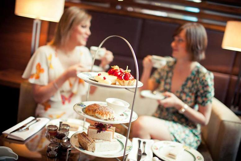 £25 instead of £49.90 for a luxury afternoon tea for two people with Prosecco at The Mere Golf Resort & Spa, Cheshire - save 50%