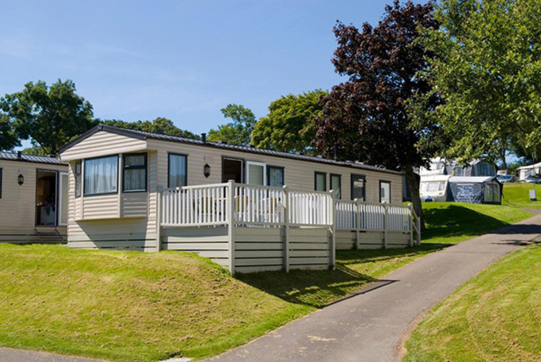 £89 instead of up to £195 (at Cofton Country Holiday Park, South Devon) for 3 or 4 nights