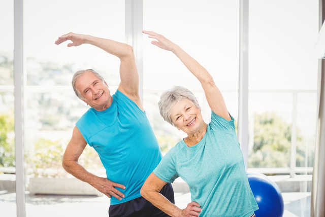 Online Senior Fitness Course From SMART Majority - Exercise From Home!