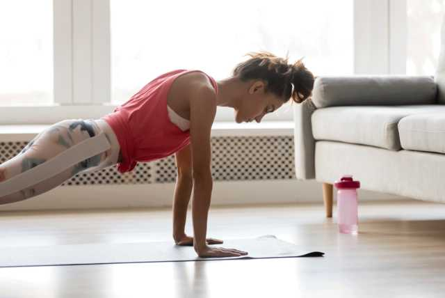 30min Workout Online Course from Home