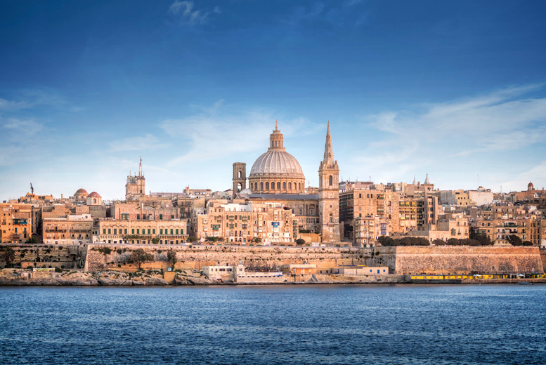 From £159pp instead of up to £242.48pp (from Crystal Travel) for a 3nt Malta break inc. flights, from £179pp for 5nts - save up to 34%