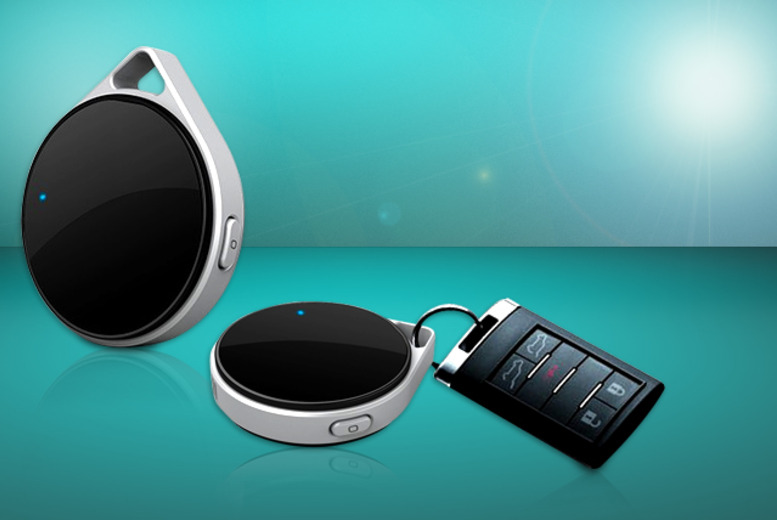 £14.99 instead of £29.99 (from TIME 2) for a Smart Valuables Tracking Sensor - keep track of your stuff and save 50%