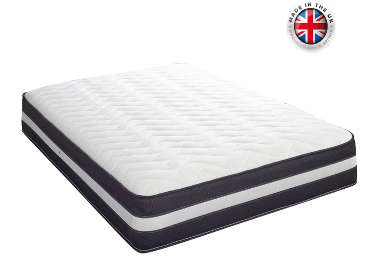 From £89 for a navada hybrid memory sprung mattress from Dreamtouch Mattresses LTD – choose your size save up to 48%