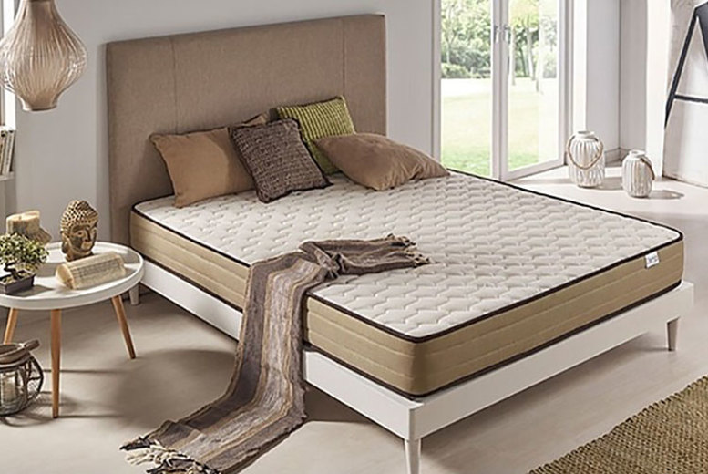 £89 (from Matris) for a single ventilated bamboo mattress, £119 for a double, or £139 for a king