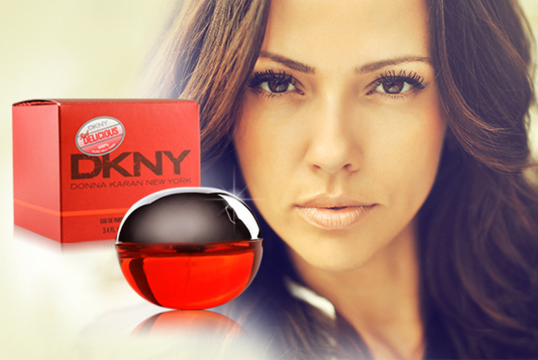 £27.99 instead of £71.01 for a 100ml DKNY Red Delicious eau de parfum - save 61%