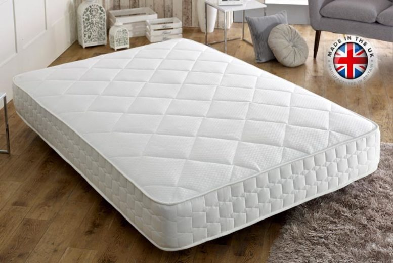 From £89 for a reflex orthopaedic memory sprung mattress from Dreamtouch Mattresses LTD – save up to 48%