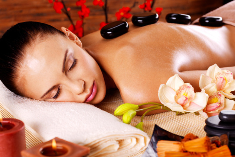 £14 instead of £70 for a 45-minute hot stone full body massage at Millicents Hair and Beauty, Birmingham - save 80%