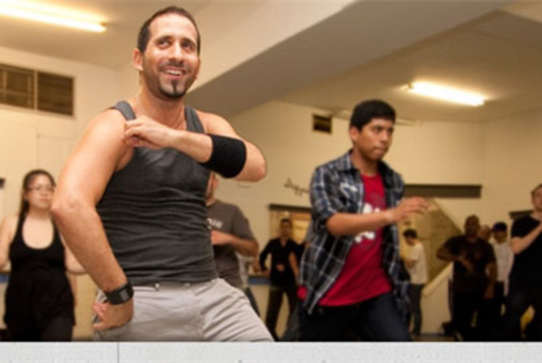 £26 instead of £64 for 8 modern salsa classes at Pineapple Dance Studios with Joseph Koniak - get fit and save 59%
