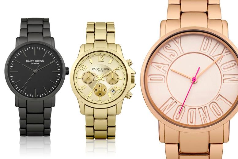 Ladies' Daisy Dixon Watches - 8 Designs!