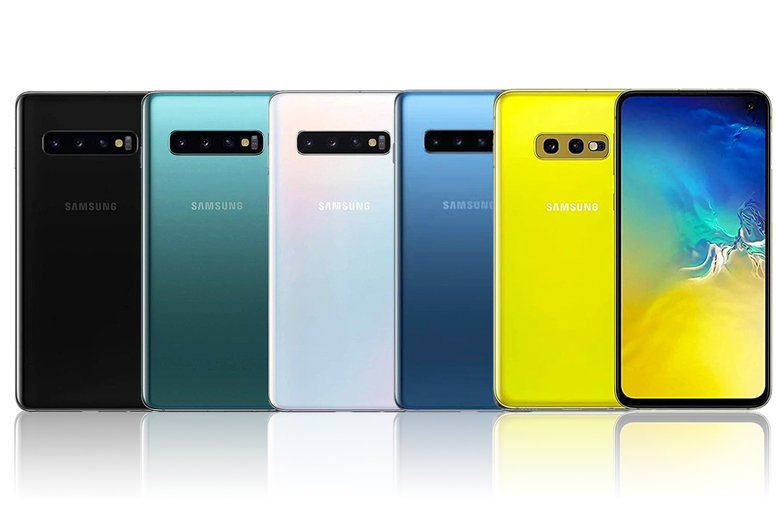 £449 instead of £699.99 (from Renew Electronics) for a refurbished 128GB Samsung Galaxy S10 – choose from five colours and save 36%