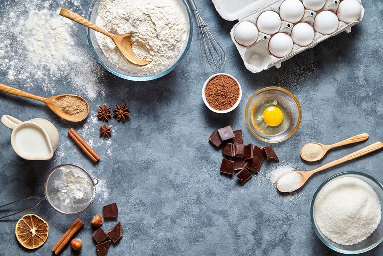 Image of Cake Baking & Decorating Course | UK | Living Social