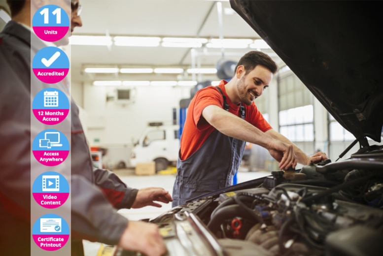Image of Car Maintenance Course | UK | Living Social