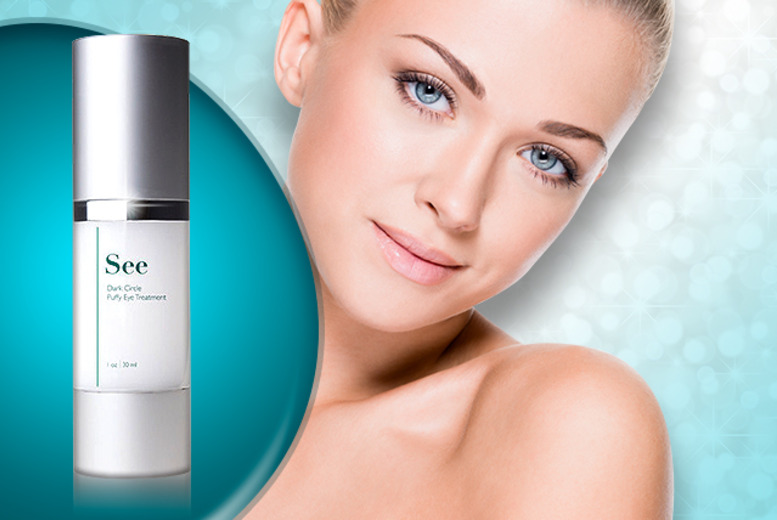 £19 instead of £100 (from Look Good Feel Fabulous) for a 30ml bottle of Ethos 'See' eye circle treatment - save a smooth 81% + DELIVERY INCLUDED!