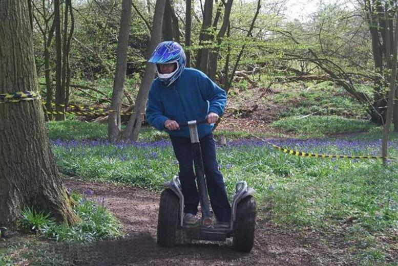 £17 instead of £35 for a 1-hour Segway experience including all equipment at Segwayz, Preston - save 51%