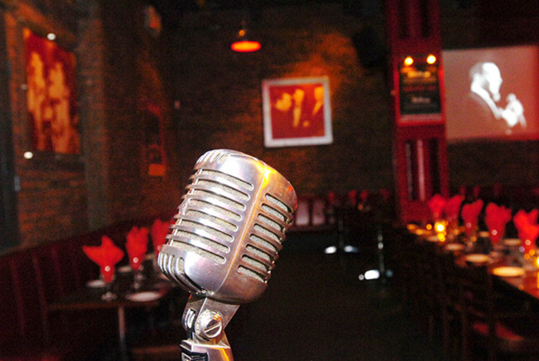 £30 for a 3-course Friday meal for 2 including live soul and Motown music entertainment at Blundell Street, Liverpool - save up to 57%