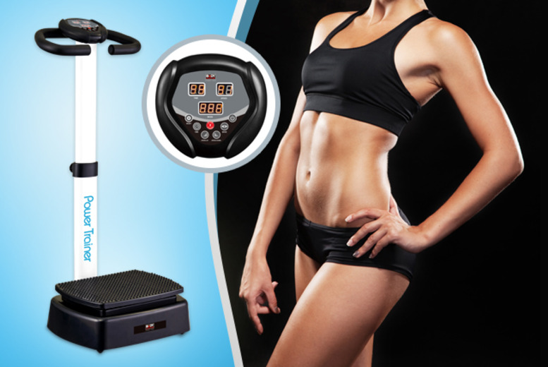 £99.99 instead of £249 for a Body Sculpture Power Toner from Wowcher Direct - fight the flab and save 60% + delivery is included!