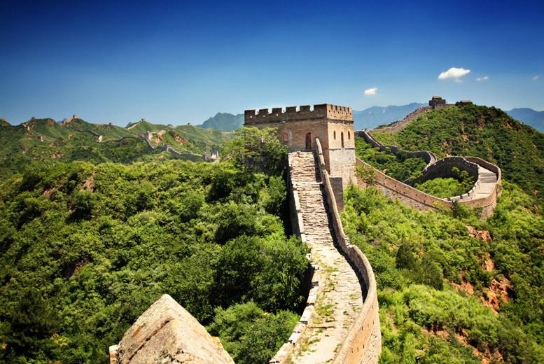 From £799pp instead of up to £1337pp (from Merry Travel) for a 6 day China tour inc. flights, from £999pp for 9 days – save up to 40%