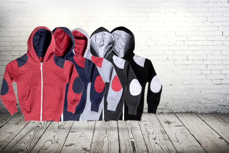 £6.99 instead of £24.99 (from MYO Fashion) for a children's quilted hoodie - save 72%