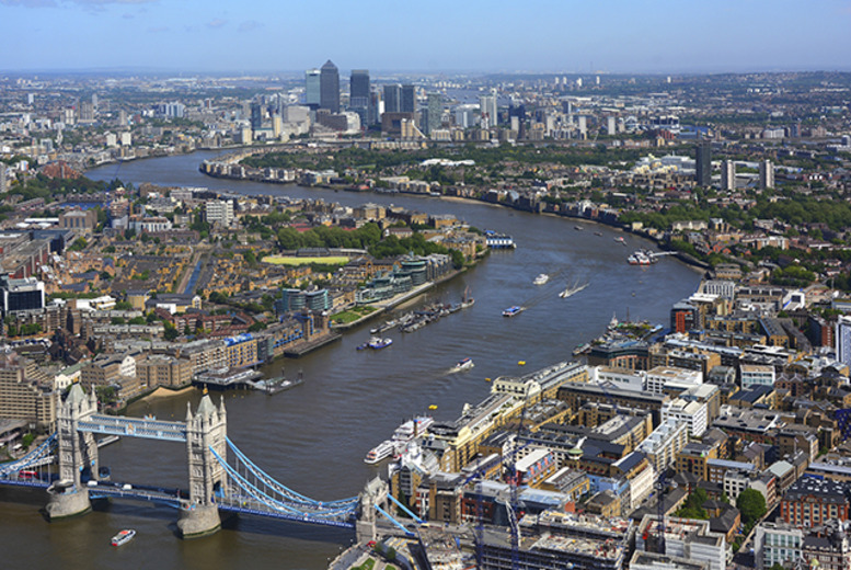 £25 for a 50-minute rib boat thrill ride for one adult along the Thames with Rib Tours London, South Bank