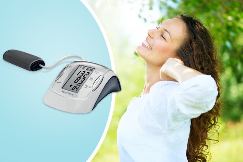£15.99 instead of £59.99 (from Medhealth Supplies) for a MTP Plus blood pressure monitor - save a pulse-racing 73%