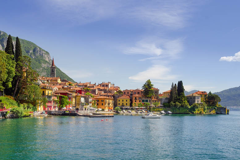 From £169pp instead of up to £267.21pp (from Major Travel) for a 3-night Lake Como break  inc. flights and breakfast - save up to 37%