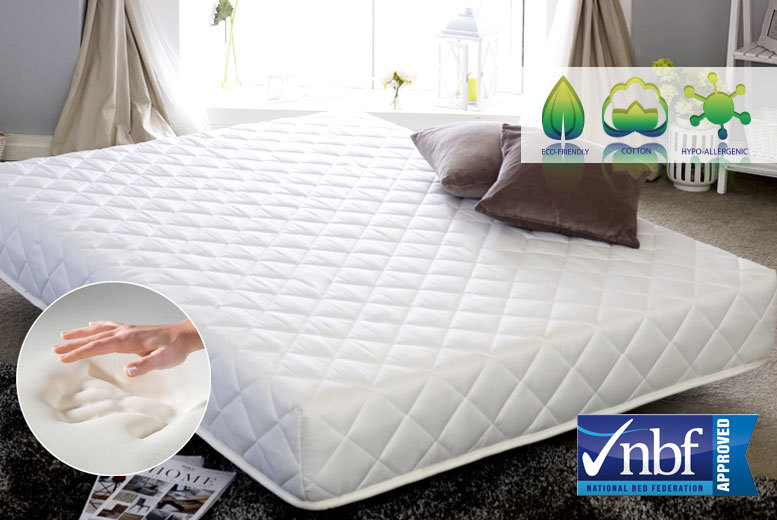 Ultimate Comfort Bonnell Spring & Memory Mattress