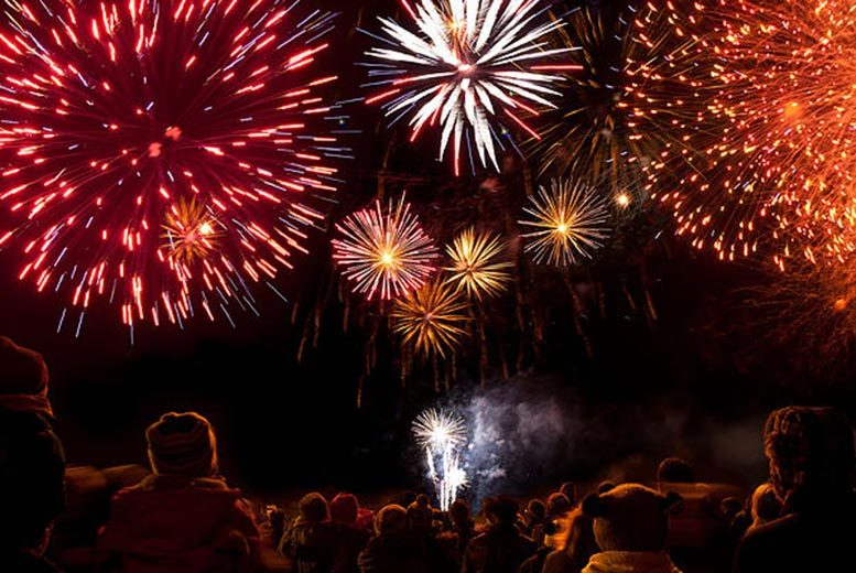 £4.50 for a standard ticket for one to Birmingham Firework Spooktacular at The Pavillion, £9 for two tickets or £15 for entry for a family of four