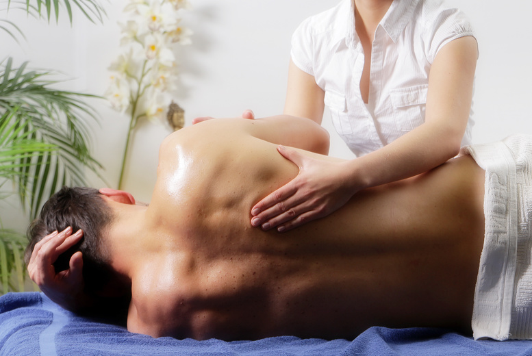 £14 instead of £35 for a one-hour massage of your choice at Simplicity Sports & Swedish Massage, Altrincham- save 60%