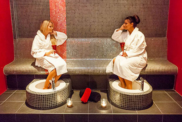 Spa day deals chesterfield