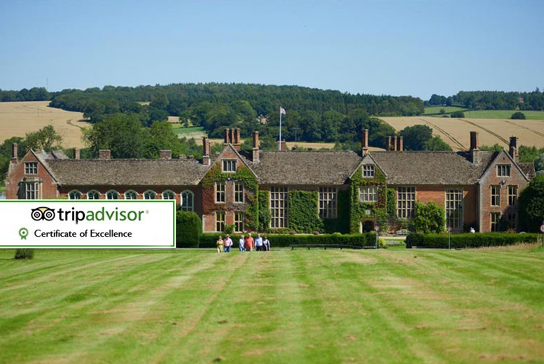 £69 instead of £110 for a spa day for two including a lunch voucher and treatment each at Littlecote House Hotel, Berkshire - save 37%