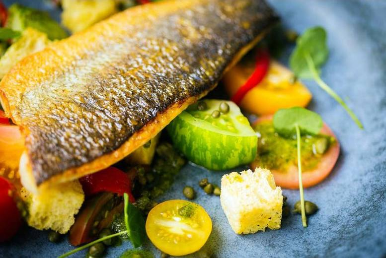 £34.95 for a two-course meal for two people including a bottle of Merlot or Chadonnay at Hotel du Vin - choose from 14 locations across the UK and save up to 37%