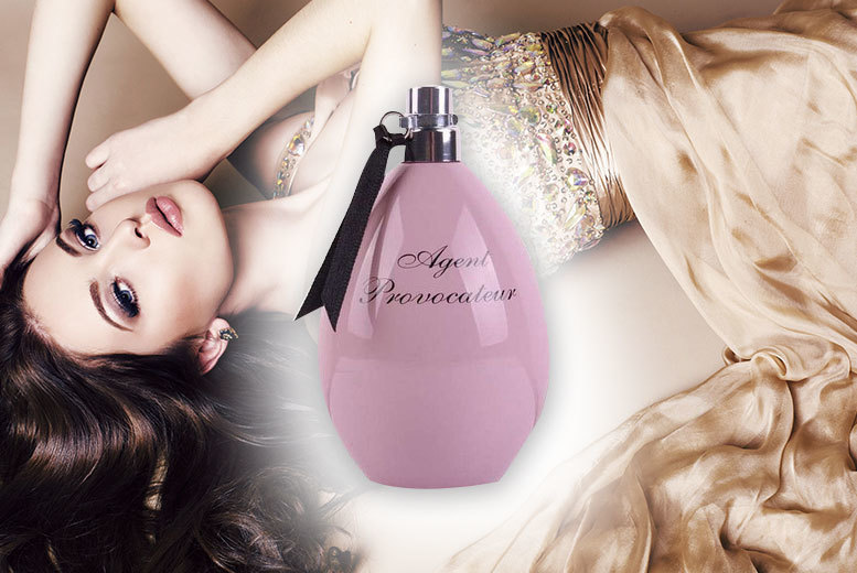 £15 instead of £47.01 (from Online Beauty Deals) for a 50ml bottle of Agent Provocateur L'Agent Eau de Toilette - save 68%