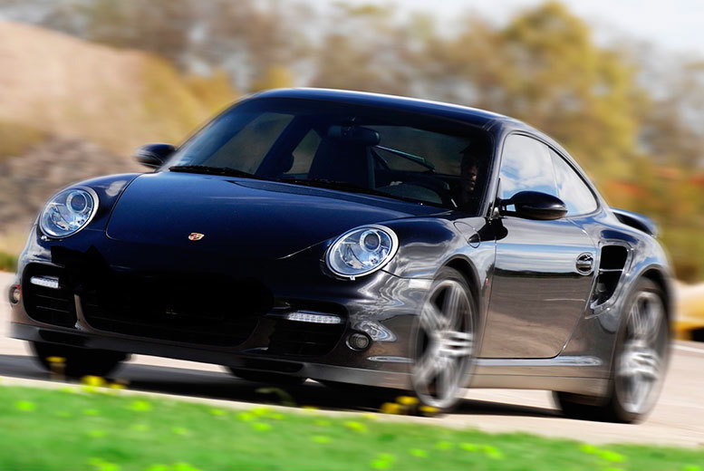 £79 instead of £99 for a Porsche thrill driving experience in a choice of over 10 UK locations from Activity Superstore - save up to £20!