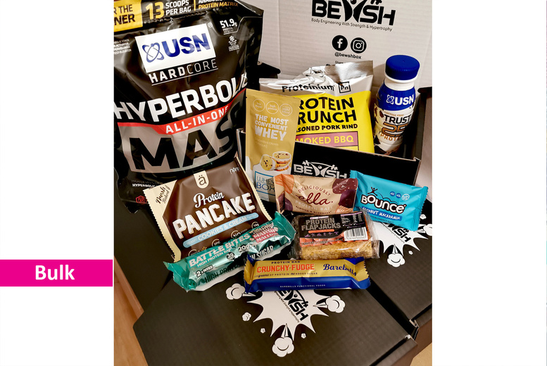 Image of Protein Snack Box Subscription | UK | Living Social