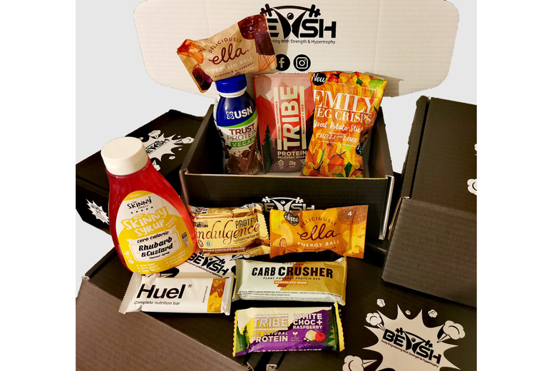 Image of Vegan Protein Snack Box Subscription | UK | Living Social
