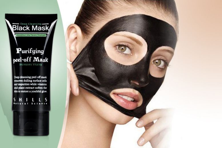 £8 instead of £29.99 (from Quick Style) for a deep-clean black 'purifying' peel mask, £14 for 2, £20 for 4 - save up to 73%