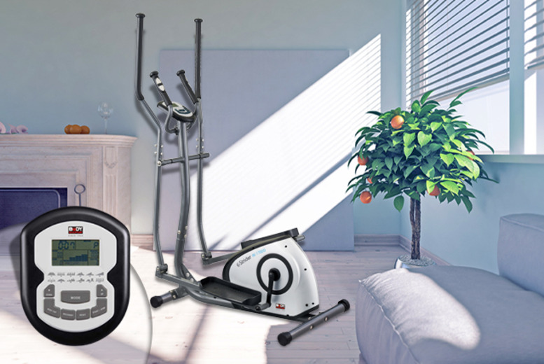 £135 for a Body Sculpture magnetic elliptical cross trainer from Wowcher Direct - save 55% + DELIVERY INCLUDED!