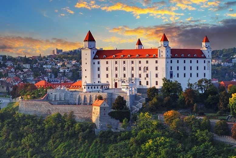 From £109pp (from Weekender Breaks) for a 2nt Bratislava break inc. flights and breakfast, or from £129pp for 3nts - save up to 41%