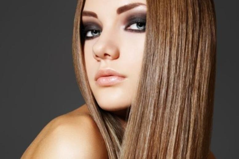 £42 instead of up to £200 for a Brazilian keratin blow dry treatment at G Salons Keratin Centre, Shoreditch - save up to 79%
