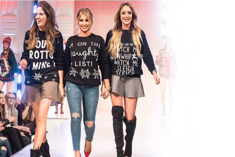 £14 for a half-day ticket to The Clothes Show in association with ALCATEL, 2nd-6th December 2016, £21 for full-day ticket