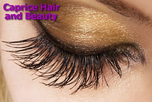 £39 instead of £100 for a full set of semi-permanent eyelash extensions at Caprice Hair and Beauty, Belsize Park – save 61%