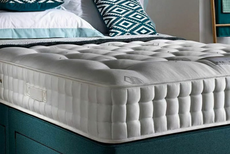 From £289 for a pocket sprung tufted mattress from Dreamtouch Mattresses LTD – save up to 56%