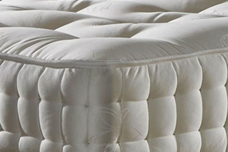 From £329 for a smile luxurious pocket sprung mattress from Dreamtouch Mattresses LTD – save up to 52%