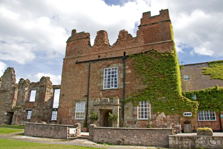 £9.50 instead of £24 for entry for 4 people to The Vikings event @ Tutbury Castle on 19th, 20th or 21st April - save 60%