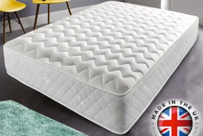 From £99 for a memory sprung mattress from Dreamtouch Mattresses LTD – save up to 42%