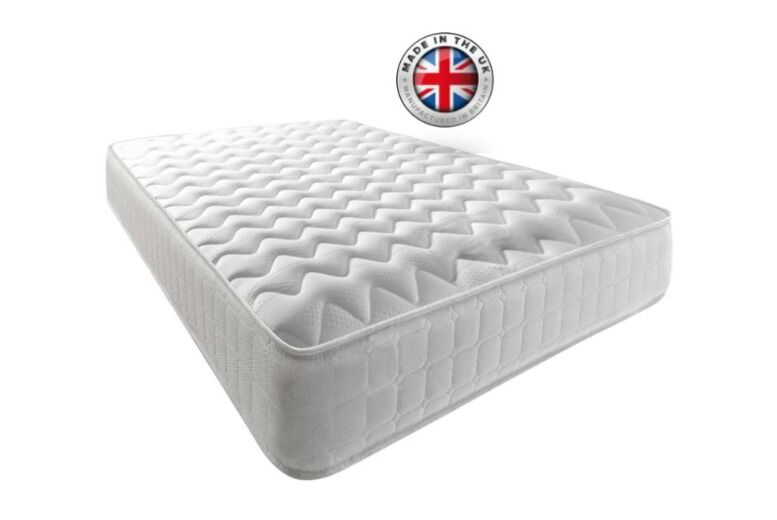 From £89 for a memory sprung mattress from Dreamtouch Mattresses LTD – save up to 48%