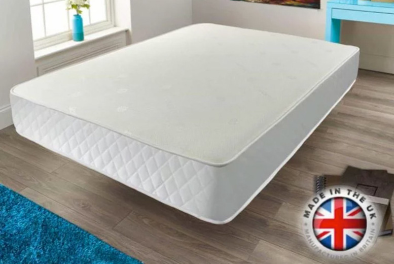 From £99 for a comfort cool touch traditional memory sprung mattress from Dreamtouch Mattresses LTD – save up to 42%