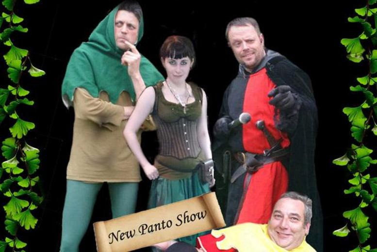 £19.99 for entry to a 4-course medieval-themed dinner show, £39.99 for 2 people or £75 for 4 at Nottingham Medieval Banquets - save up to 50%